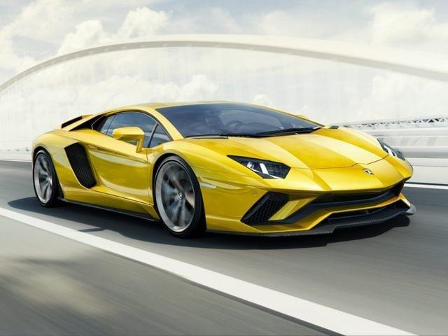 Lamborghini santa monica