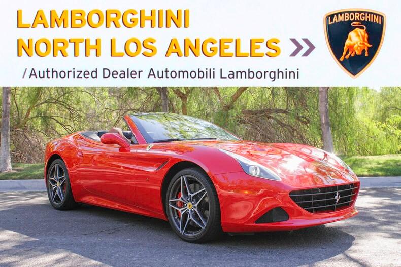 Used 2016 Ferrari California T convertible near Los Angeles, CA
