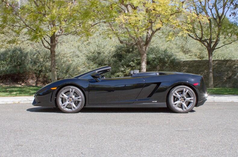 Used 2014 Lamborghini Gallardo Lp 550 2 For Sale