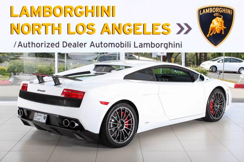 ... Used 2014 Lamborghini Gallardo LP560 2 Anniversary Coupe Near Los  Angeles, CA ...