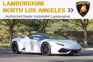 Used 2016 Lamborghini Huracan LP 610-4 Spyder near Los Angeles, CA