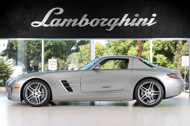 Used 2012 mercedes benz sls amg for sale plano tx for Mercedes benz of marin service