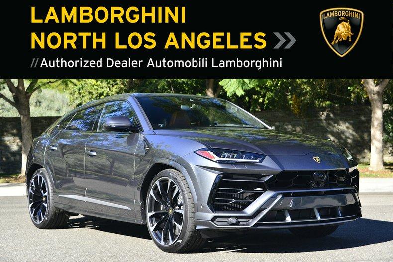 Used 2019 Lamborghini Urus near Los Angeles, CA