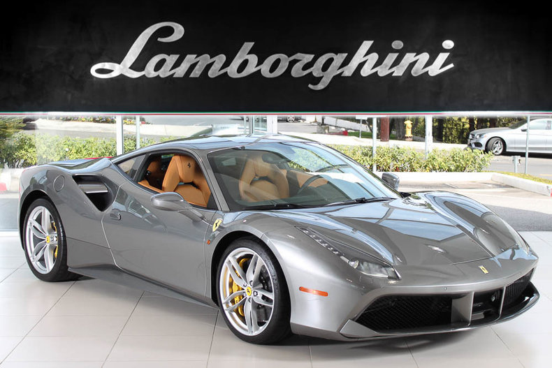 488 ferrari for sale