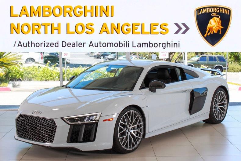 Used 2017 Audi R8 For Sale at Lamborghini North Los Angeles   VIN: WUAKBAFX7H7901482