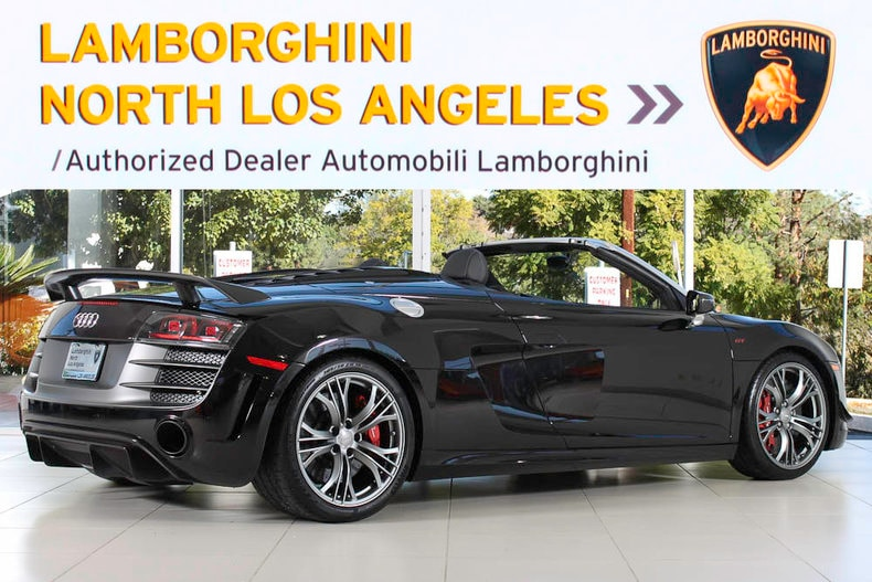 Used Audi R GT Spyder For Sale Calabasas CA - Audi r8 convertible