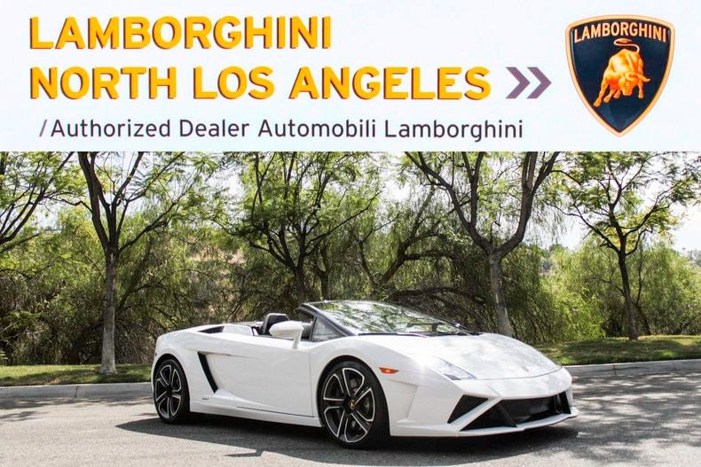 Used 2013 Lamborghini Gallardo 560 4 Spyder For Sale At