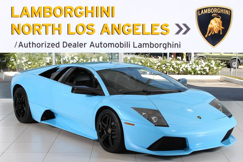 Used 2008 Lamborghini Murcielago For Sale At Lamborghini North