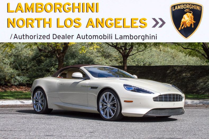 Used Aston Martin DB For Sale Calabasas CA - Aston martin db9 convertible