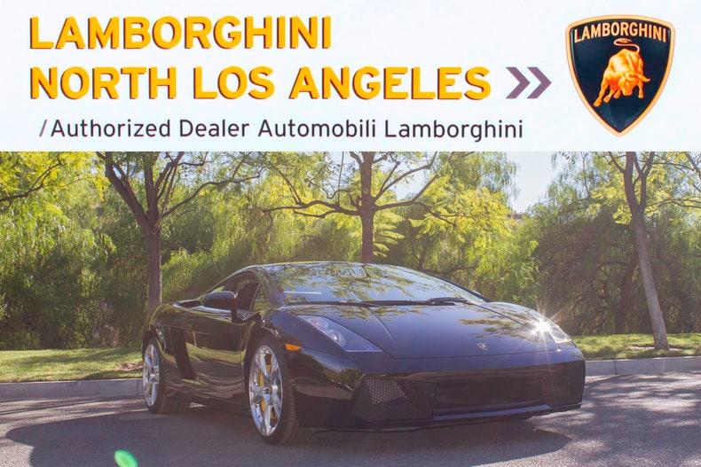 Used 2006 Lamborghini Gallardo For Sale At Lamborghini North Los