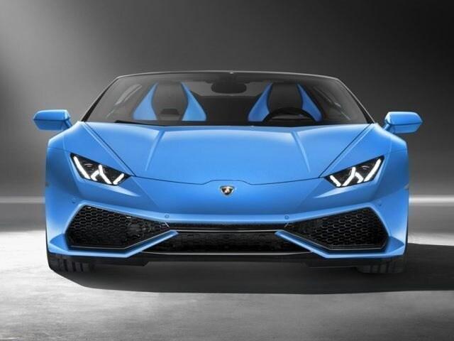 Attractive At Lamborghini ...