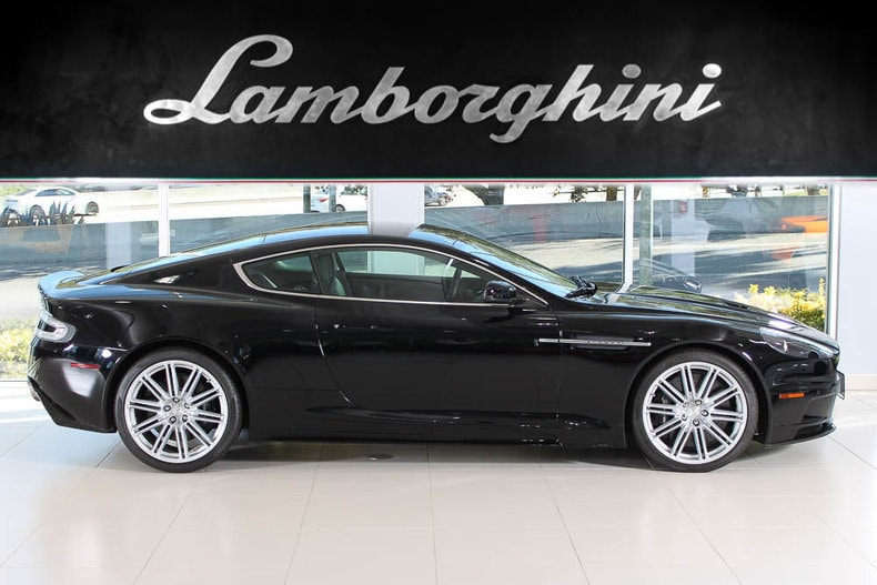 Used 2009 Aston Martin Dbs For Sale At Lamborghini North