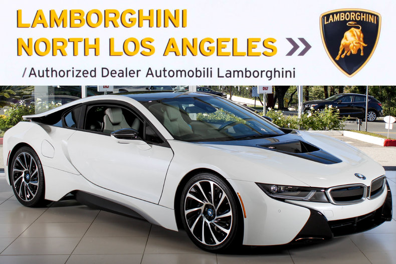 Used 2015 BMW i8 For Sale | Calabasas CA