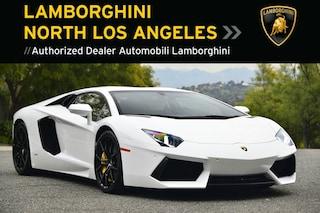 Used 2015 Lamborghini Aventador Coupe near Los Angeles, CA