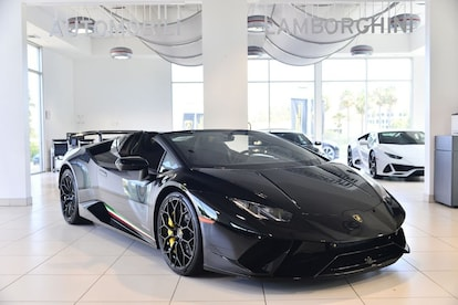 New 2019 Lamborghini Huracan Performante For Sale At
