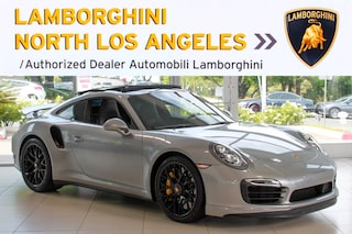 Used 2015 Porsche 911 Turbo S coupe near Los Angeles, CA