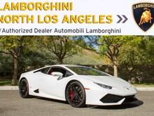 2015 Lamborghini Huracan LP 610-4 Coupe