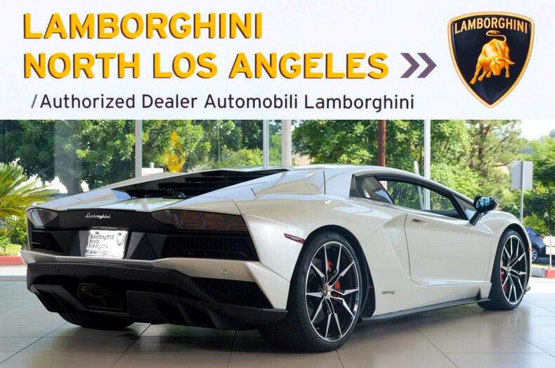 New 2017 Lamborghini Aventador S For Sale | Calabasas CA ...