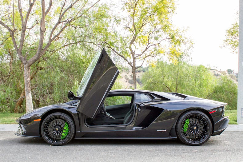 New 2018 Lamborghini Aventador S For Sale Calabasas Ca