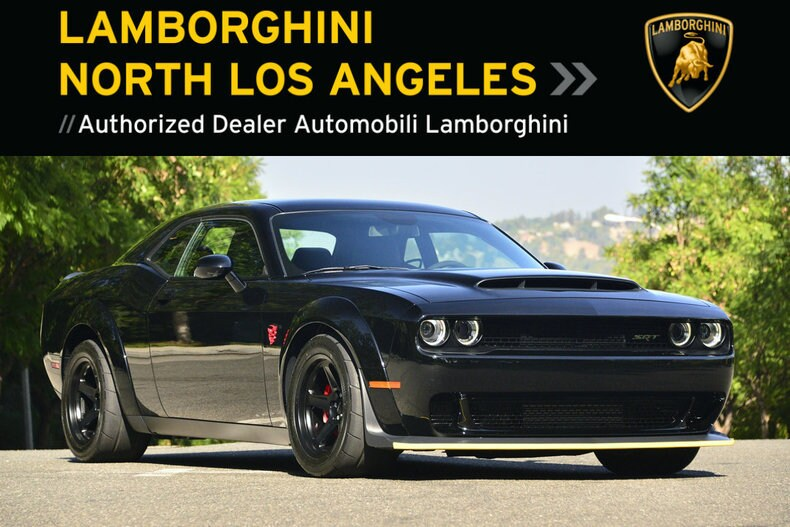 Used 2018 Dodge Demon coupe near Los Angeles, CA