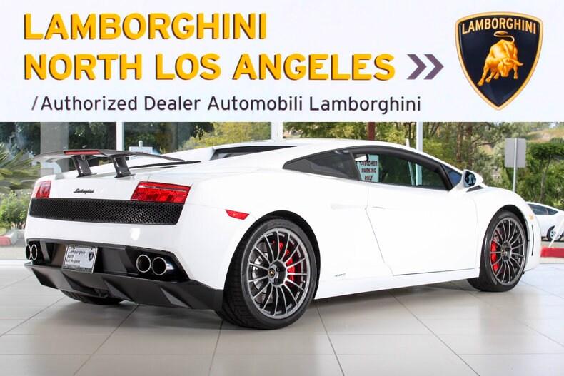 ... 2014 Lamborghini Gallardo LP560 2 Anniversary Coupe ...