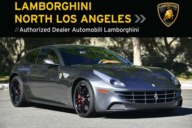 Used 2012 Ferrari FF Coupe near Los Angeles, CA