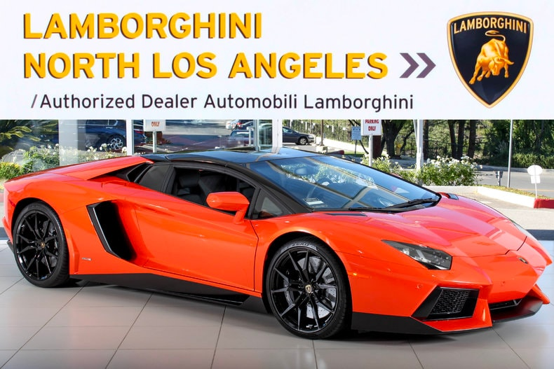 used 2015 lamborghini aventador roadster for sale at lamborghini