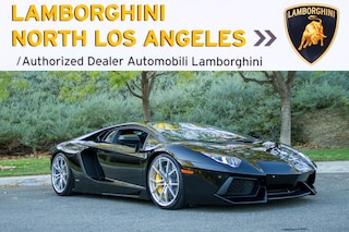 Used 2013 Lamborghini Aventador LP 700-4 Coupe near Los Angeles, CA