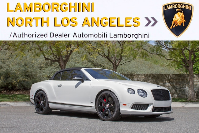 2015 Bentley Concours Series V8S Convertible