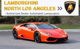 Used 2016 Lamborghini Huracan LP 610-4 Coupe near Los Angeles, CA