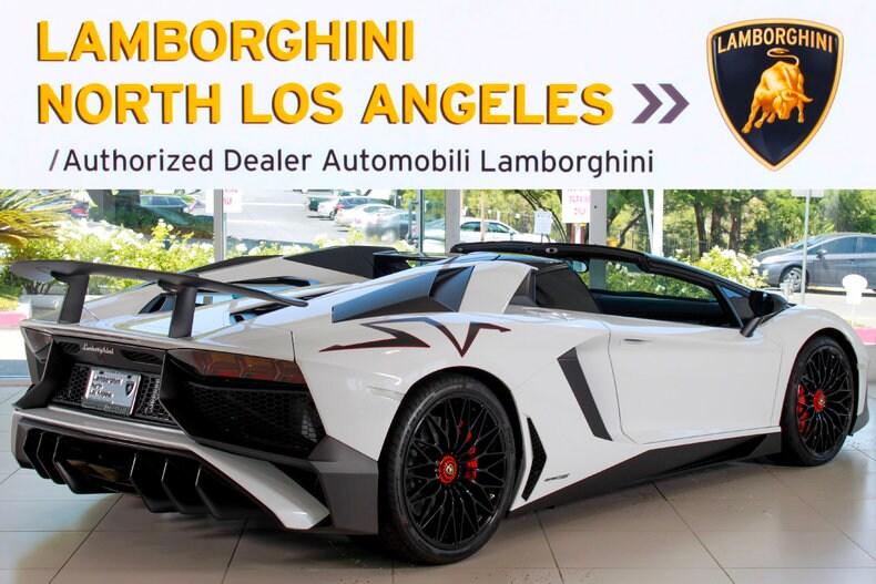 Used 2017 Lamborghini Aventador SV For Sale at Lamborghini ...
