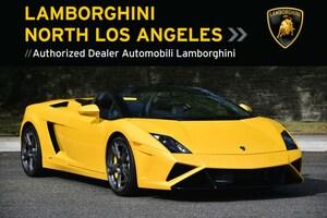 2014 Lamborghini Gallardo 560-4 Spyder