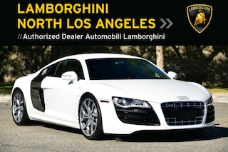 Used 2010 Audi R8 Coupe near Los Angeles, CA
