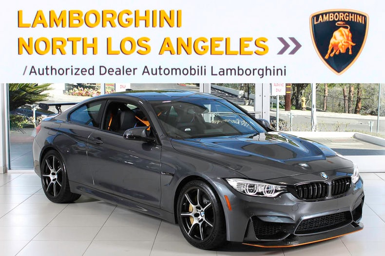 Bmw M4 Gts For Sale >> Used 2016 Bmw M4 Gts For Sale At Lamborghini North Los Angeles