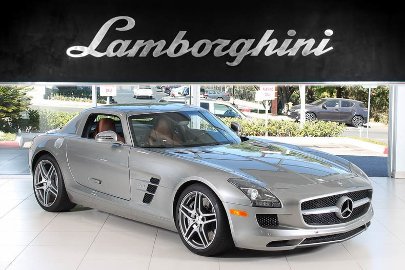 Used 2012 Mercedes Benz SLS AMG Near Los Angeles, CA