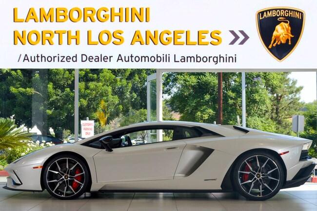 Used 2017 Lamborghini Aventador S For Sale Plano Tx