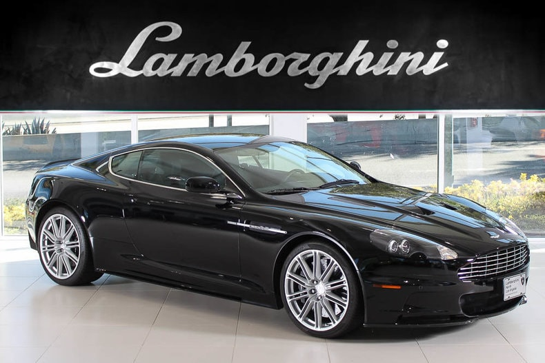 Used 2009 Aston Martin Dbs For Sale At Lamborghini North Los Angeles