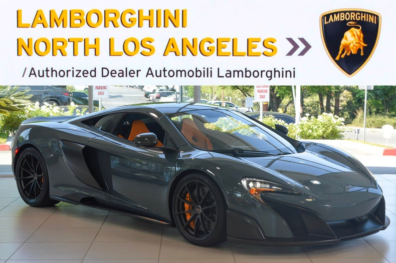 Used 2016 Mclaren 675LT For Sale | Calabasas CA