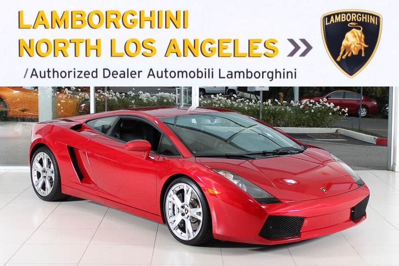 Used 2007 Lamborghini Gallardo For Sale At Lamborghini North Los