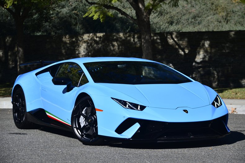 2019 Lamborghini Huracan Performante For Sale Lamborghini Cars