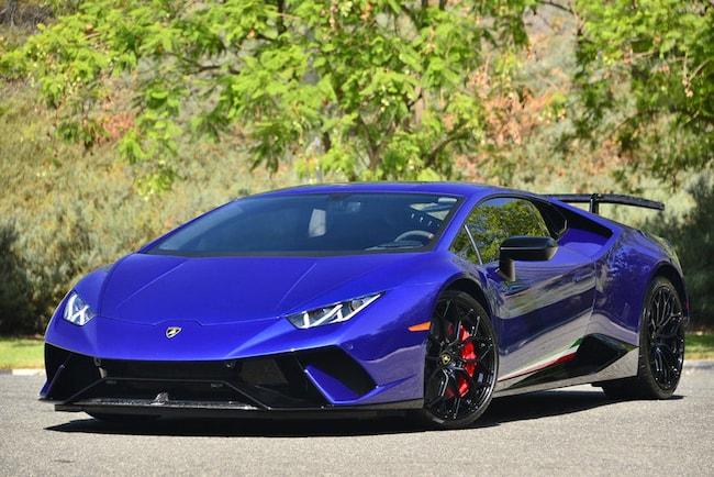 Pantera Car For Sale >> Used 2018 Lamborghini Huracan Performante For Sale at ...