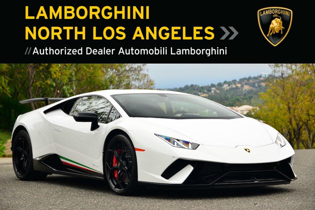 Used 2018 Lamborghini Huracan Performante For Sale At