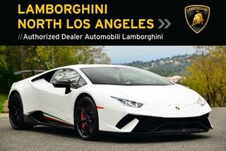 Used 2018 Lamborghini Huracan Performante near Los Angeles, CA