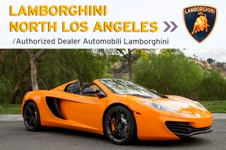 Used 2014 McLaren MP4-12C Coupe near Los Angeles, CA
