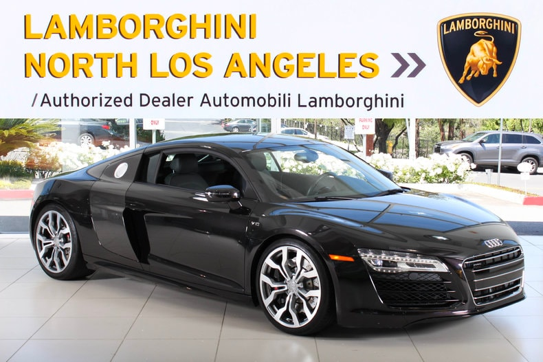 2014 Audi R8 V8 Northern California: Used 2014 Audi R8 For Sale