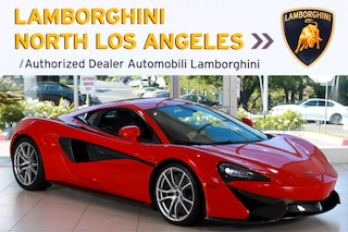 Used 2016 McLaren 570S Coupe near Los Angeles, CA