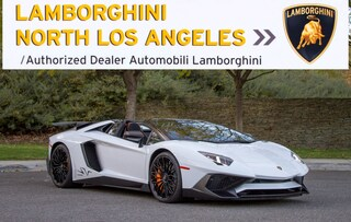 Used 2016 Lamborghini Aventador SV Roadster near Los Angeles, CA