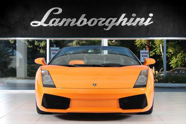 Used 2007 Lamborghini Gallardo For Sale at Lamborghini ...