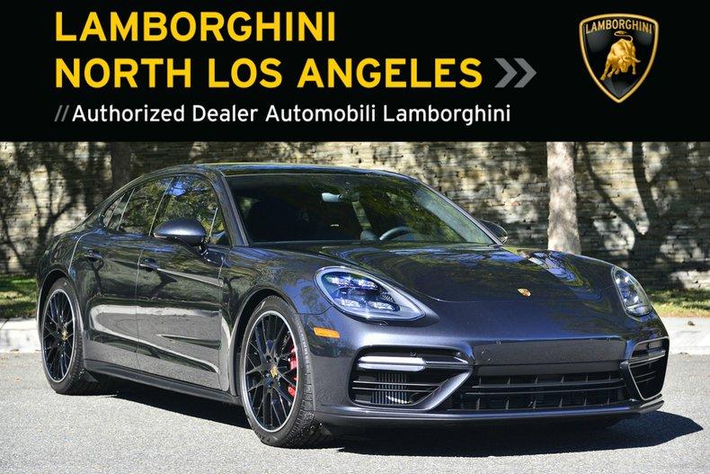 Used 2017 Porsche Panamera Turbo near Los Angeles, CA