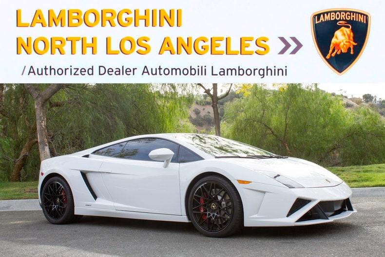 Used 2013 Lamborghini Gallardo Lp 560 4 For Sale At Lamborghini
